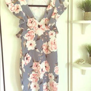 Privy bodycon dress